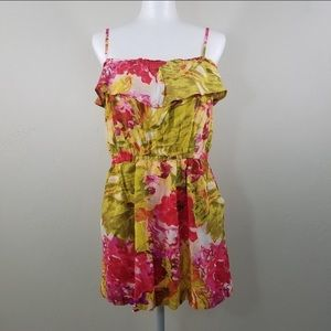 J. Crew Spaghetti Strap Dress Size S